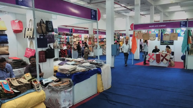NJB pavilion at IITF New Delhi inaugurated on 14th Nov 2016.